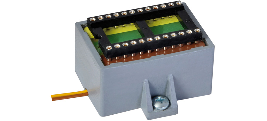 5205 Power module with distribution strip