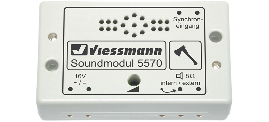 5570 Soundmodul Holzhacker