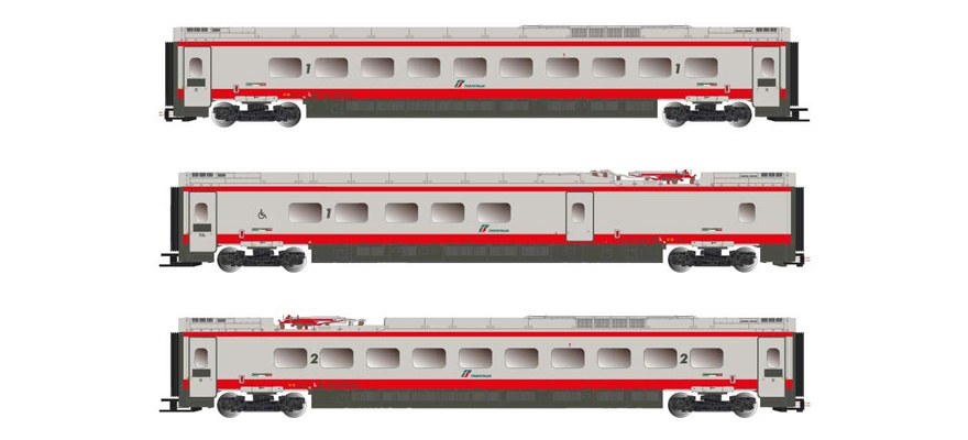 Lima HL4670 additional set Class ETR 610