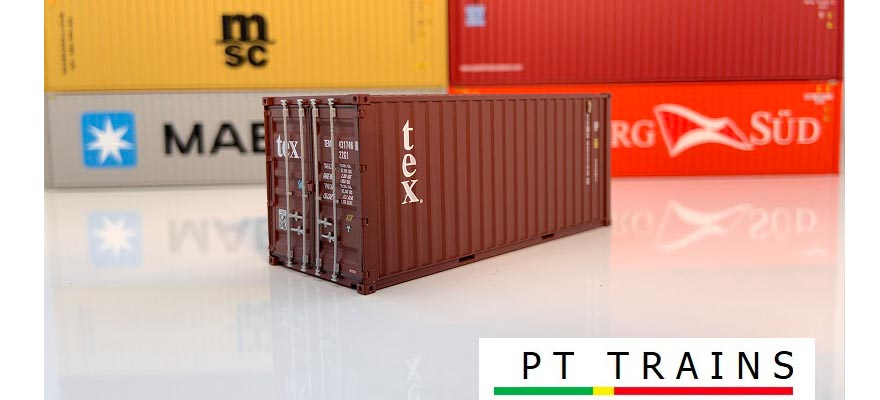 820008 Container 20ft DV TEX (TEMU4317468)