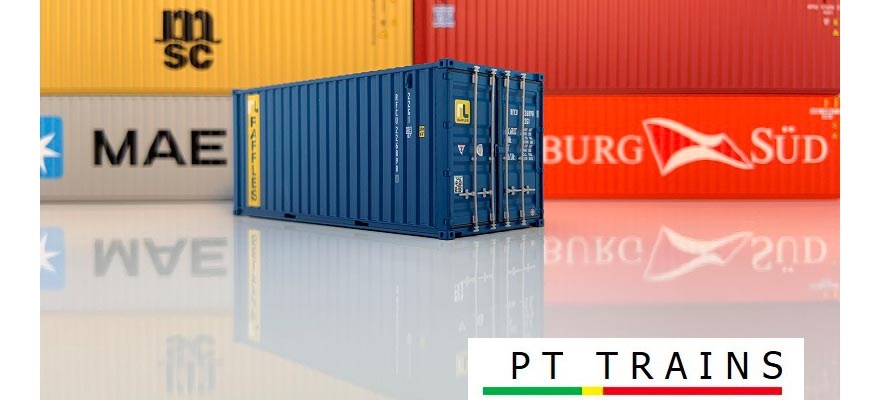 820009 Container 20ft DV RAFFLES (RFCU2268981)