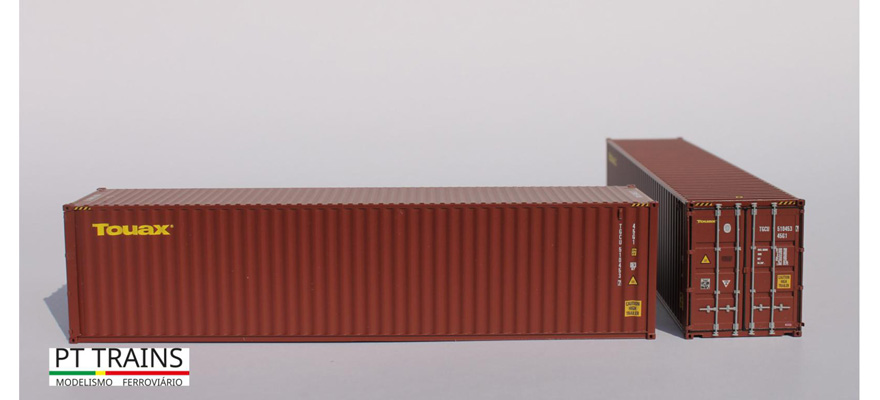 840021 Container 40ft HC TOUAX