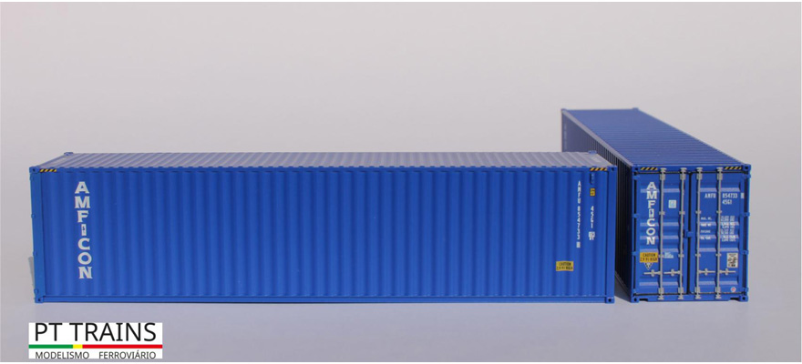 840033 Container 40ft HC AMFICON