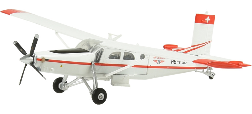 881606 1/72 Pilatus PC-6 Turbo Porte