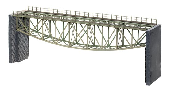 67027 Fishbellied bridge