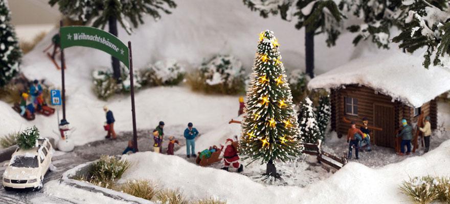 NOCH 11912 White Christmas