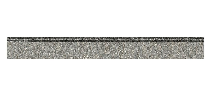 NOCH 60440 Altstadtpflaster aufgeteilt 2 Rollen 100 x 5 cm Modelleisenbahn