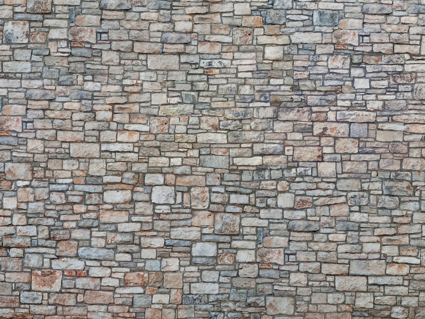 NOCH 56640 Spur H0 Bruchsteinmauer,bunt 25x12,5cm Grundpreis 1qm=53,33 Euro