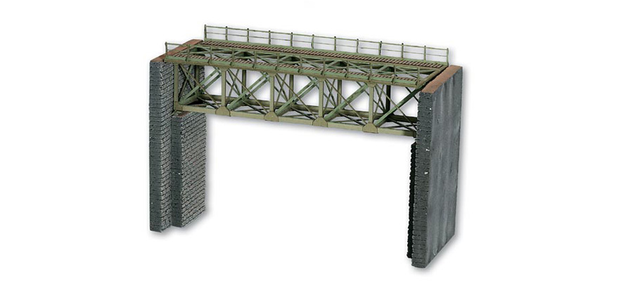 67010 Steel Bridge, laser cut kit