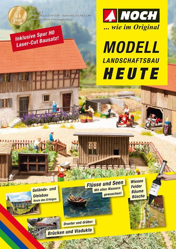 Noch 71908 Spur Neutral Magazin Modell Landschaftsbau Heute