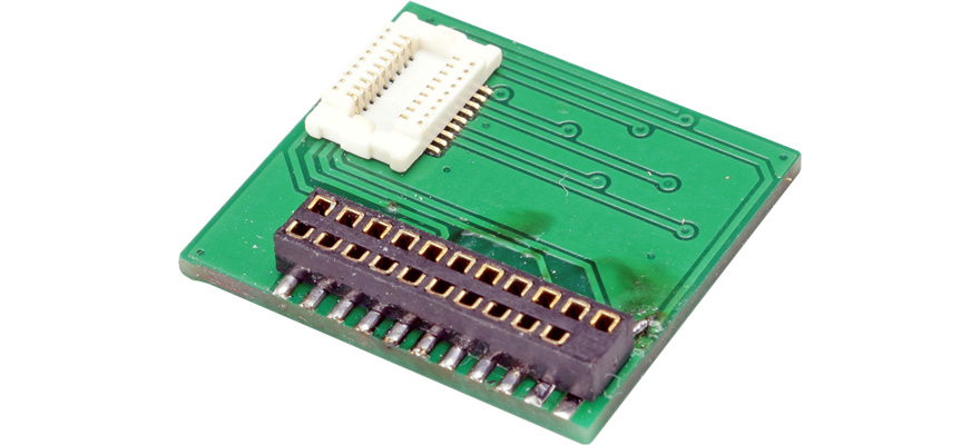 51998 Adapter board 21MTC according to Next18