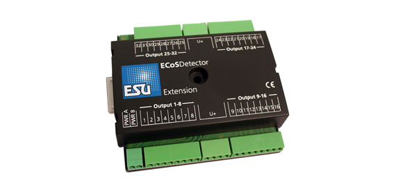 50095 ECoSDetector Output Extension