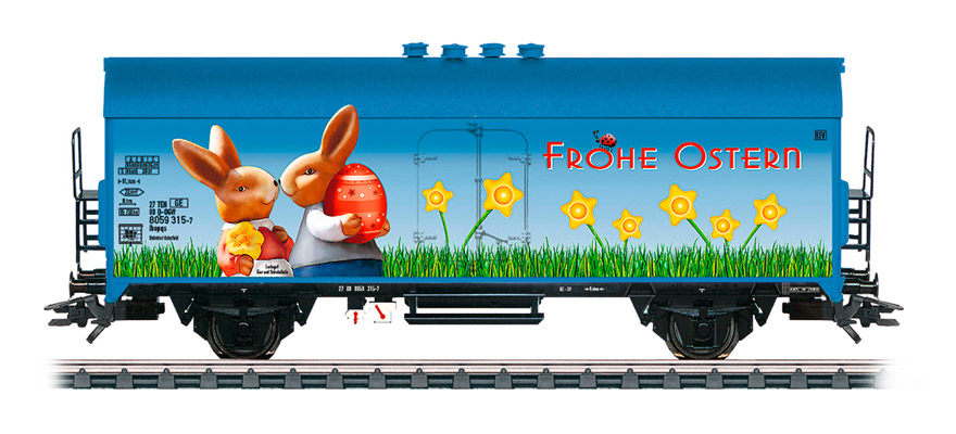 48071 Easter Car for 2018