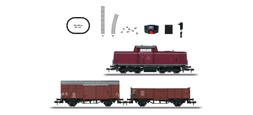 55046 Digital-Startset DB