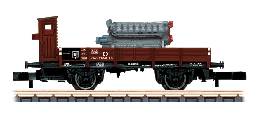 82334 Type X05 Low Side Car