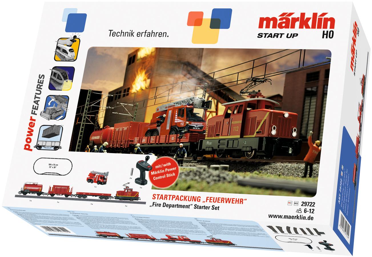Märklin 74040 Port Parure C-Voie Piste h0 neuf dans sa boîte