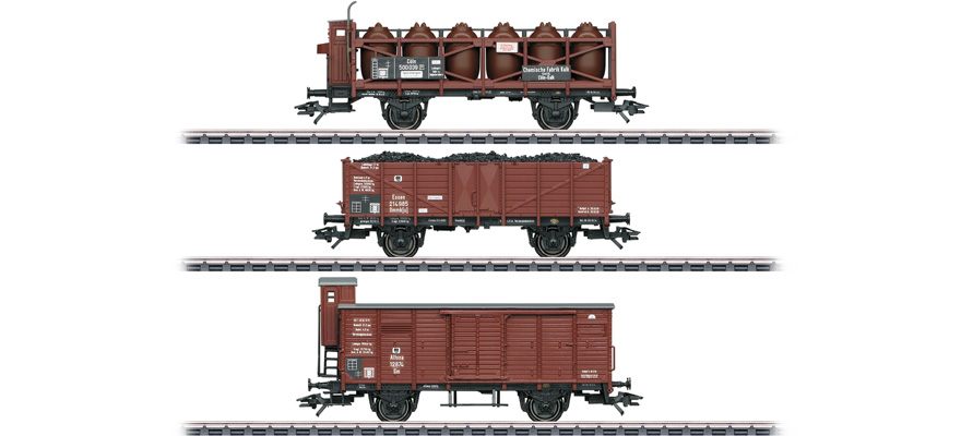 46394 Freight Car Set