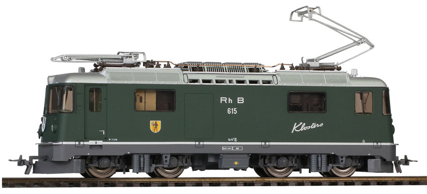 1358115 Ge 4/4 II Klosters