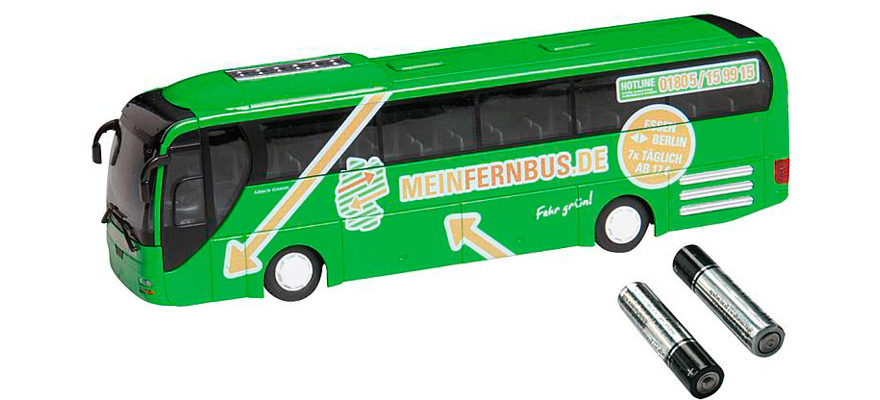 161496 MAN Lion's Coach Bus »MeinFernbus«