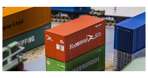 Wiking 00181420/' Container M1:87 H0