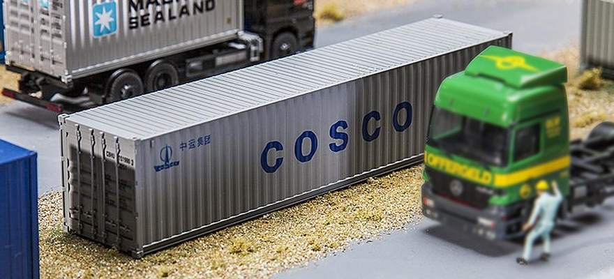 180845 40' Container COSCO