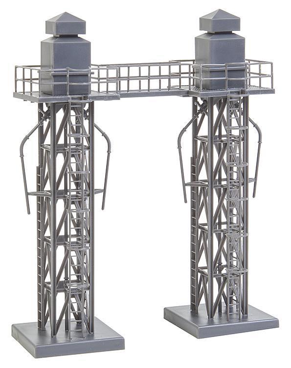 nuevo en OVP 105 x 38 x 135 mm Faller 120284 doppelbesandungsturm