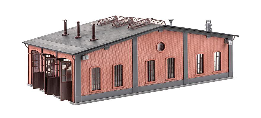 190069 Promotional set Carriage hall with accessories