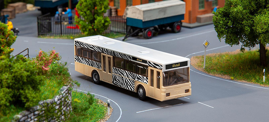 161479 CS Start-Set Bus MB O 405