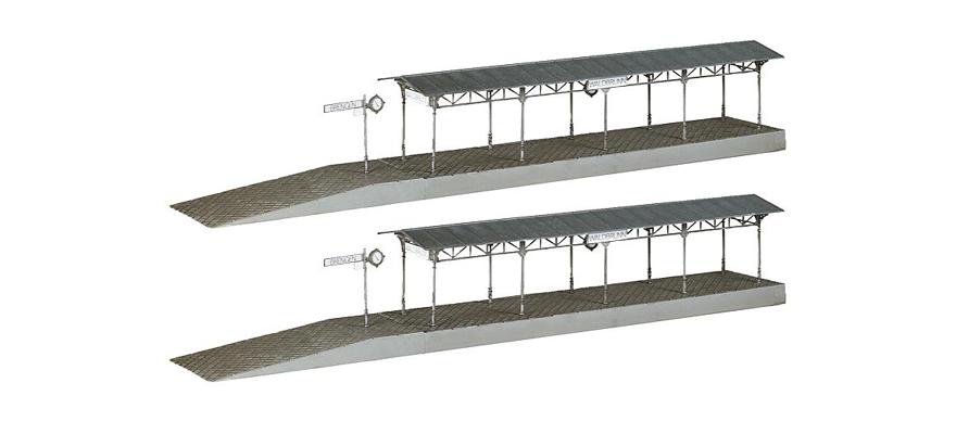 Auhagen 11376 plataforma