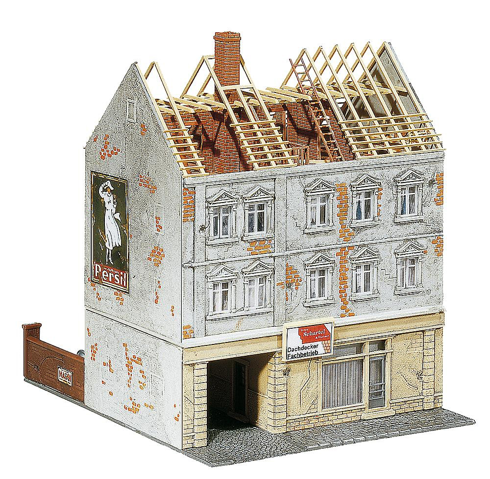 rénovation maison urbaine
