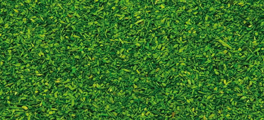 170702 Scatter material, spring green