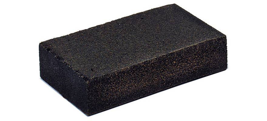 08974 Rail cleaning stone