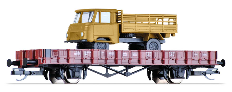 Tillig 14661 Type Ro + Robur LO 1801