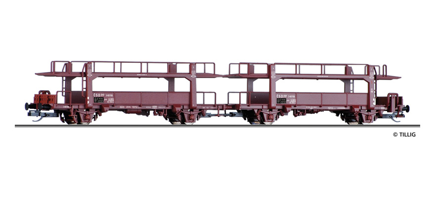 15592 Cars for automobile transport CSD