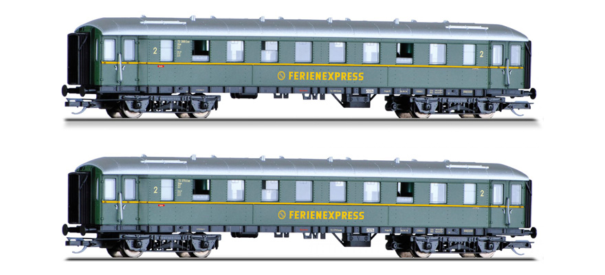 "01813 Set ""DER-Ferienexpress"""