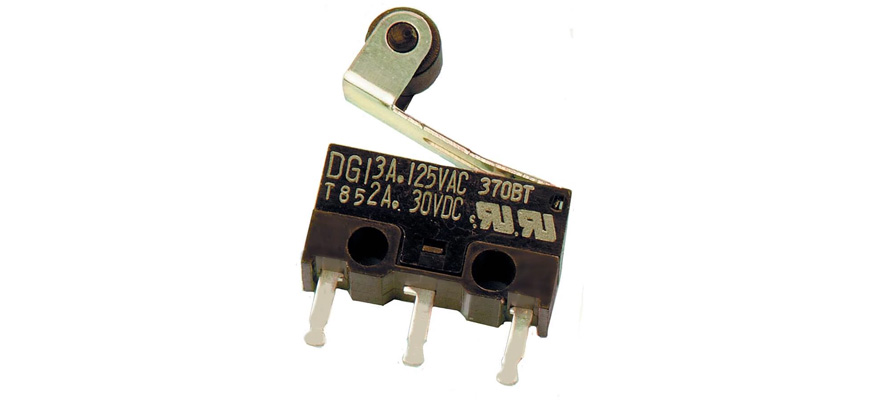 PL33 CLOSED MICROSWITCH