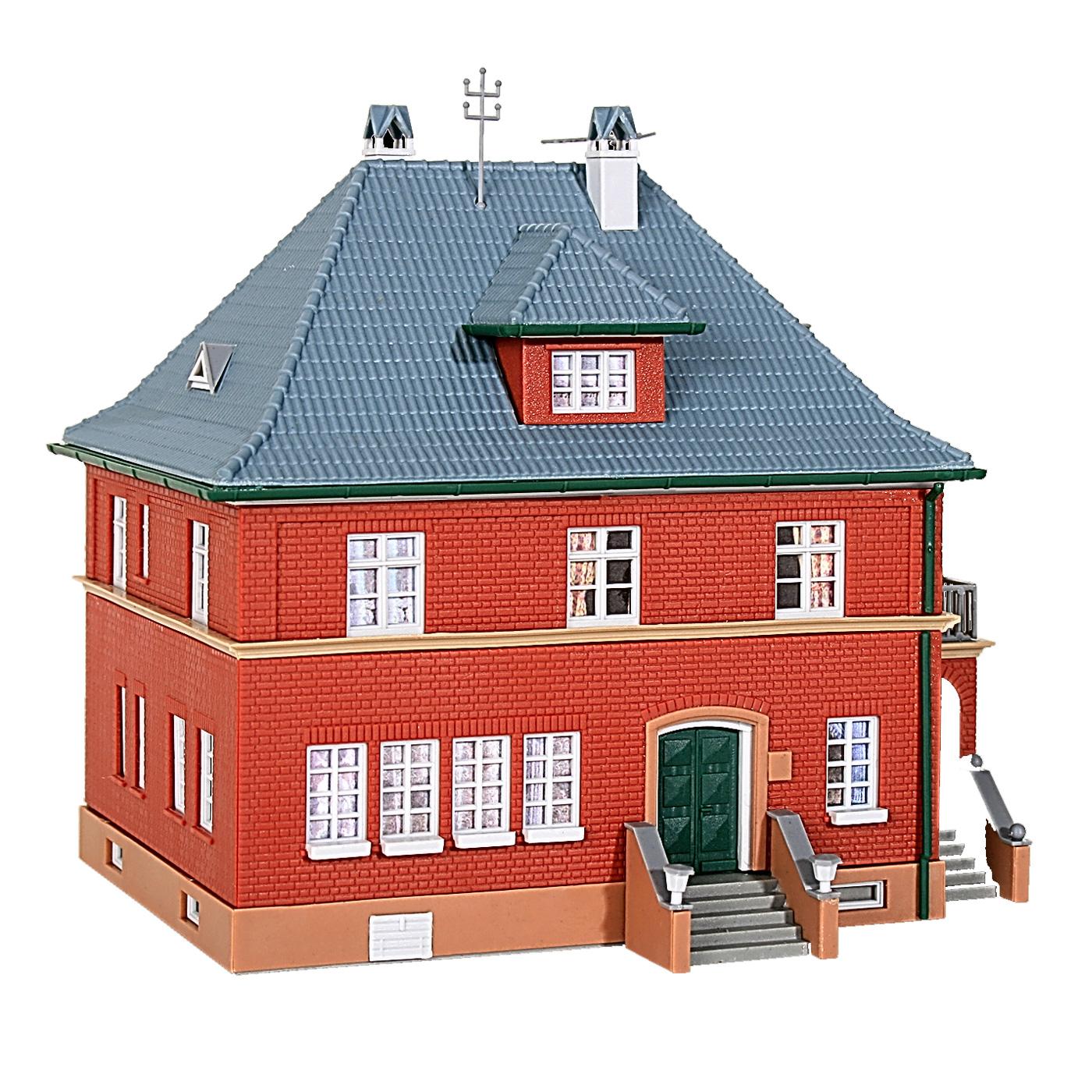 Kibri 38718 h0 casa borsigstrasse