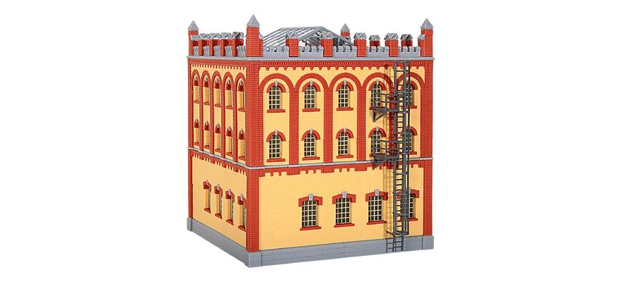 Kibri 39827 Gauge H0 Extension Buildings Brewery Feldschlösschen #
