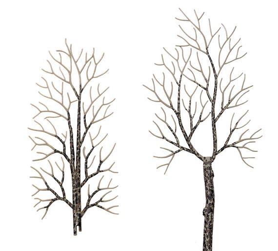 Busch 6158 4 winterliche Platanen