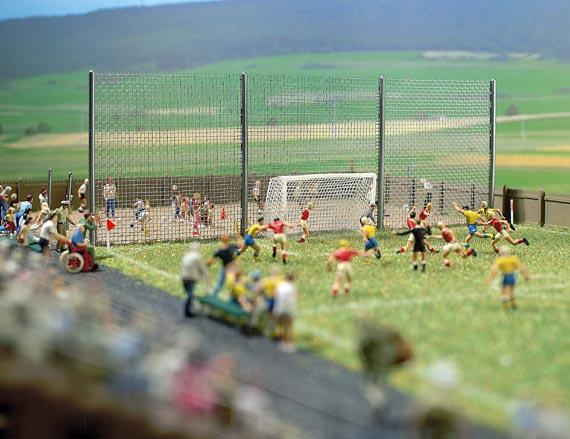 h0 Busch 1052 terrain de football