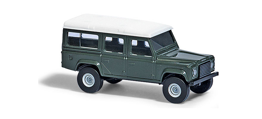 modellbahnshop-lippe.com Busch 8371 Land Rover grün