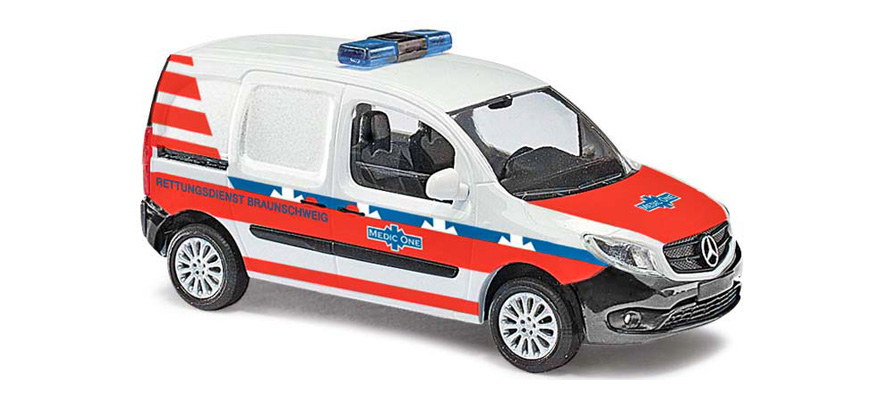 50610 Mercedes Citan Medic One