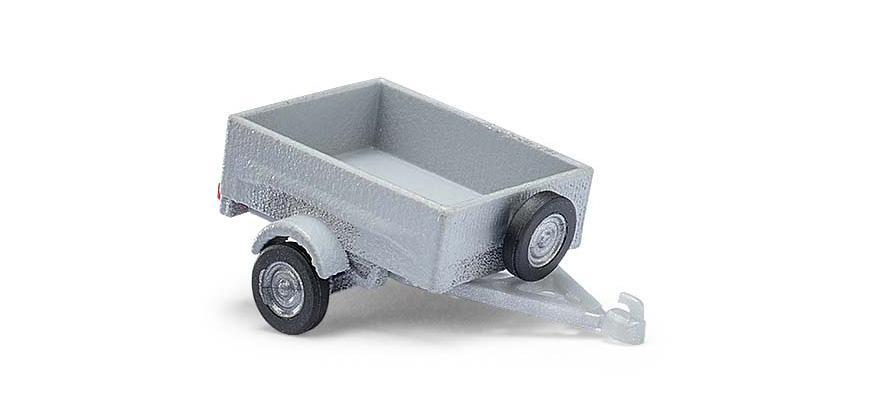 modellbahnshop busch 59942 kleiner pkw anh nger. Black Bedroom Furniture Sets. Home Design Ideas