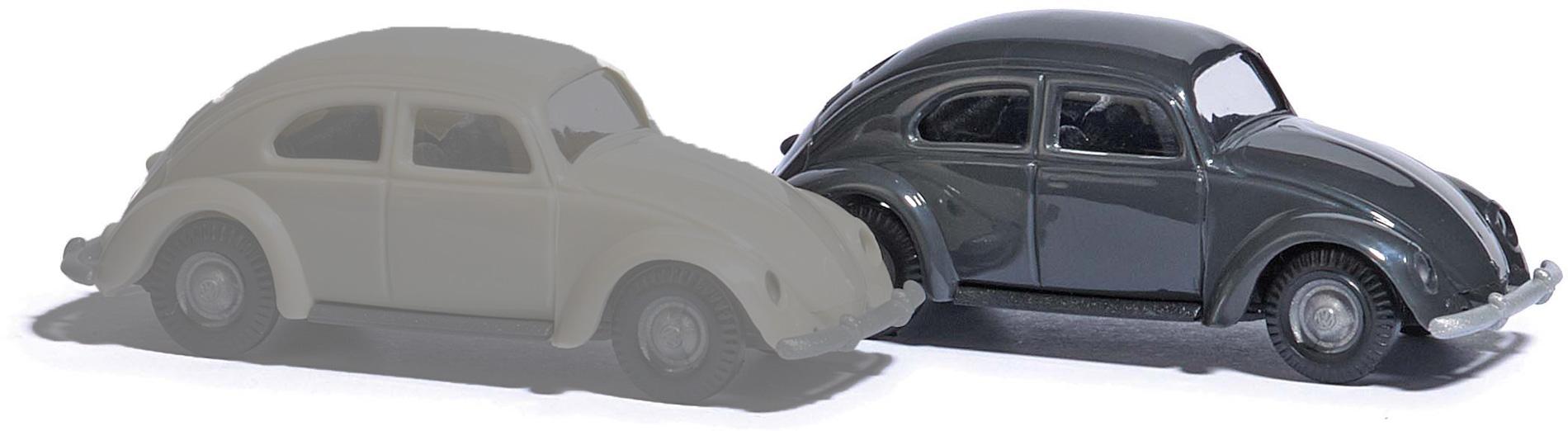 dunkelgrau #NEU in OVP# BUSCH 89131 Spur H0  VW Käfer