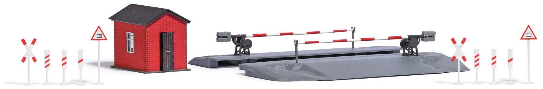 Sistema de barrera de Auhagen 11345