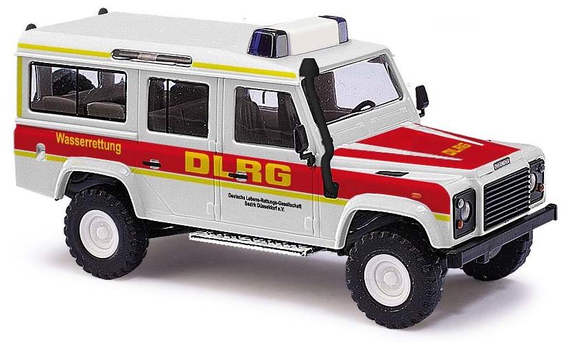 H0 DLRG Auto Modell 1:87 Busch 51149 Mercedes-Vito