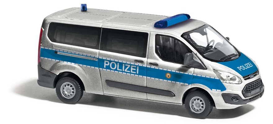 52414 Ford Transit Custom Bus Police