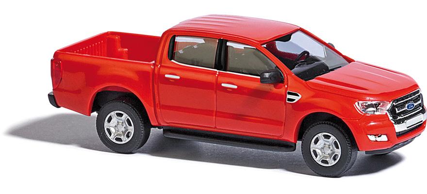 Busch 52802 Ford Ranger weiß #NEU OVP#