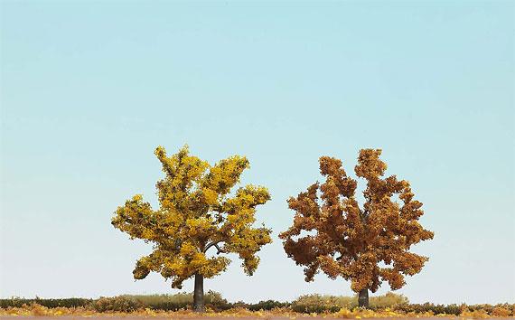 busch 6654 obstb ume im herbst landschaft ausschm ckung pflanzen str ucher hecken spur h0. Black Bedroom Furniture Sets. Home Design Ideas