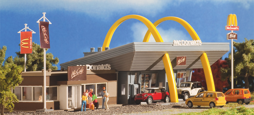 47766 McDonald's with McCafé